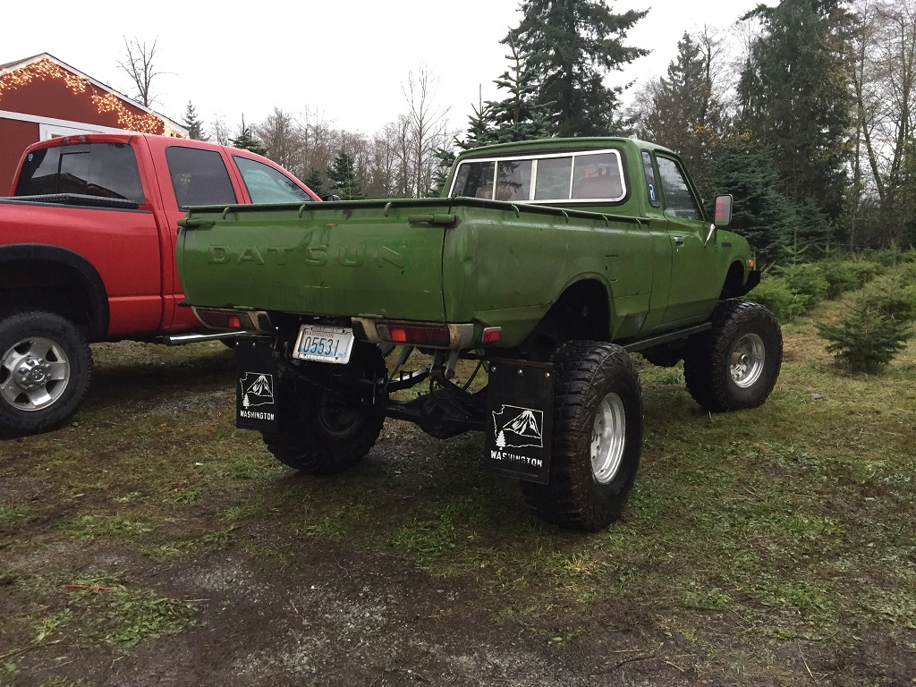 1978 620 King Cab 4X4 - Page 63 - Project Datto - Ratsun ...